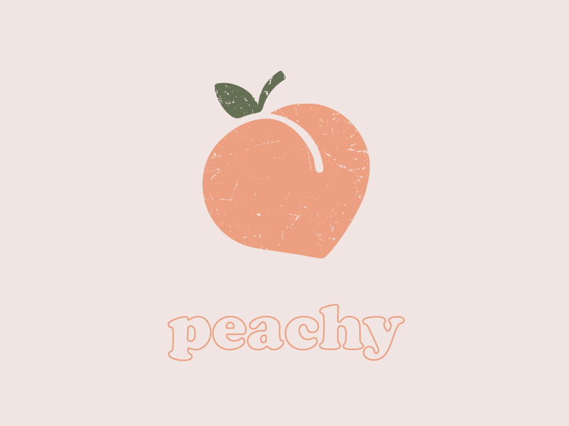 Peachy georgia peach