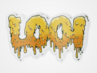 Looi Sticker