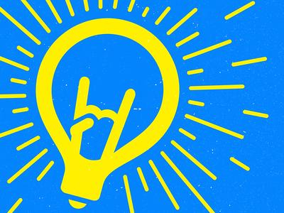 Light the Lights Poster ogni poster logo