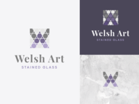 Welsh Art Logo