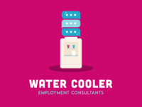 Water Cooler Logo