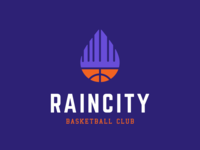 Raincity Basketball Logo