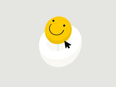 design breakfast 🍳 procreate fun egg illustration