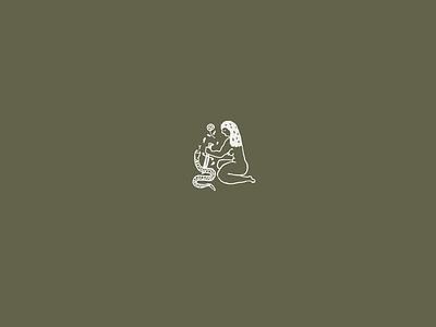 tiny drawing art drawing olive illustration