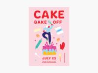 Cake Bake Off