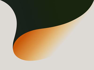 flow art abstract color illustration design minimal