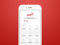 Yelp Personalization Concept