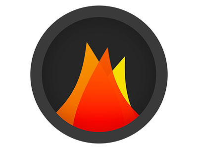 Charcoal Symbol (rebound)