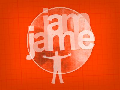 mark of iamjamie orange logo