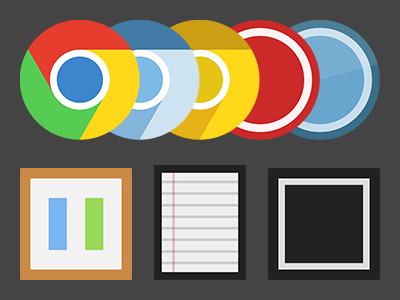 appicns style iconset appicns chrome chromium canary toggl mamp gitbox reminders icon iconset sublime text
