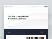 Lawyers Association Website