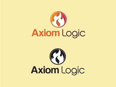 Axiom Logic Logo Design