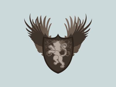 Lion Crest Design