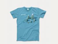 Alpine Release Tshirt