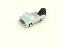Tiny truck