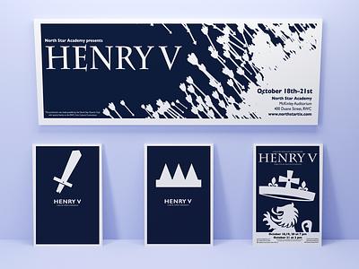 Elaborate props for my portfolio posters design illustration