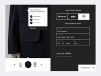 Day 002 Daily UI - Credit Card Checkout