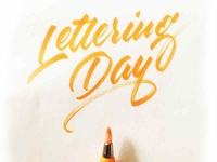 Lettering Day