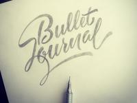 Bulletjournal