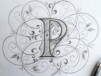 P - Letter