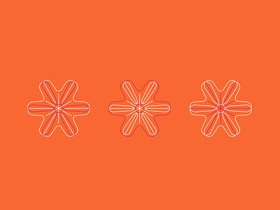 Avai Bio - logotype with hidden patterns biotech biology bioinformatics graphic design design illustration art direction logo branding