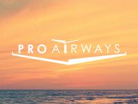 Pro Airways Logo