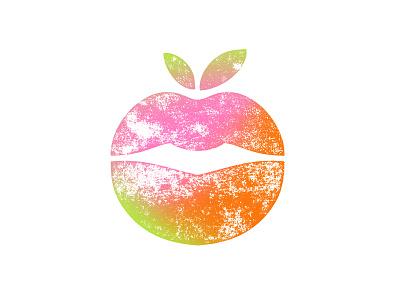 Makeup Sorbet lips apple pastel sorbet up make