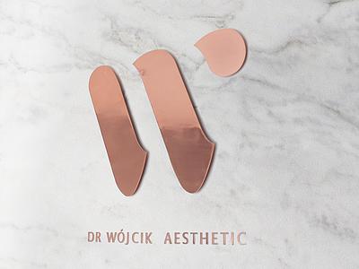 dr W aesthetic copper latex hospital clinic dental skin studio beauty
