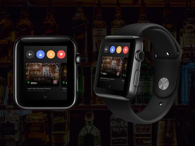 Apple Watch Restaurants