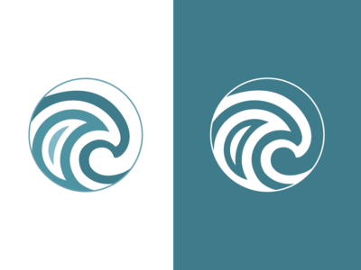 TIDE Logo app icon adobe illustrator wave logo tide
