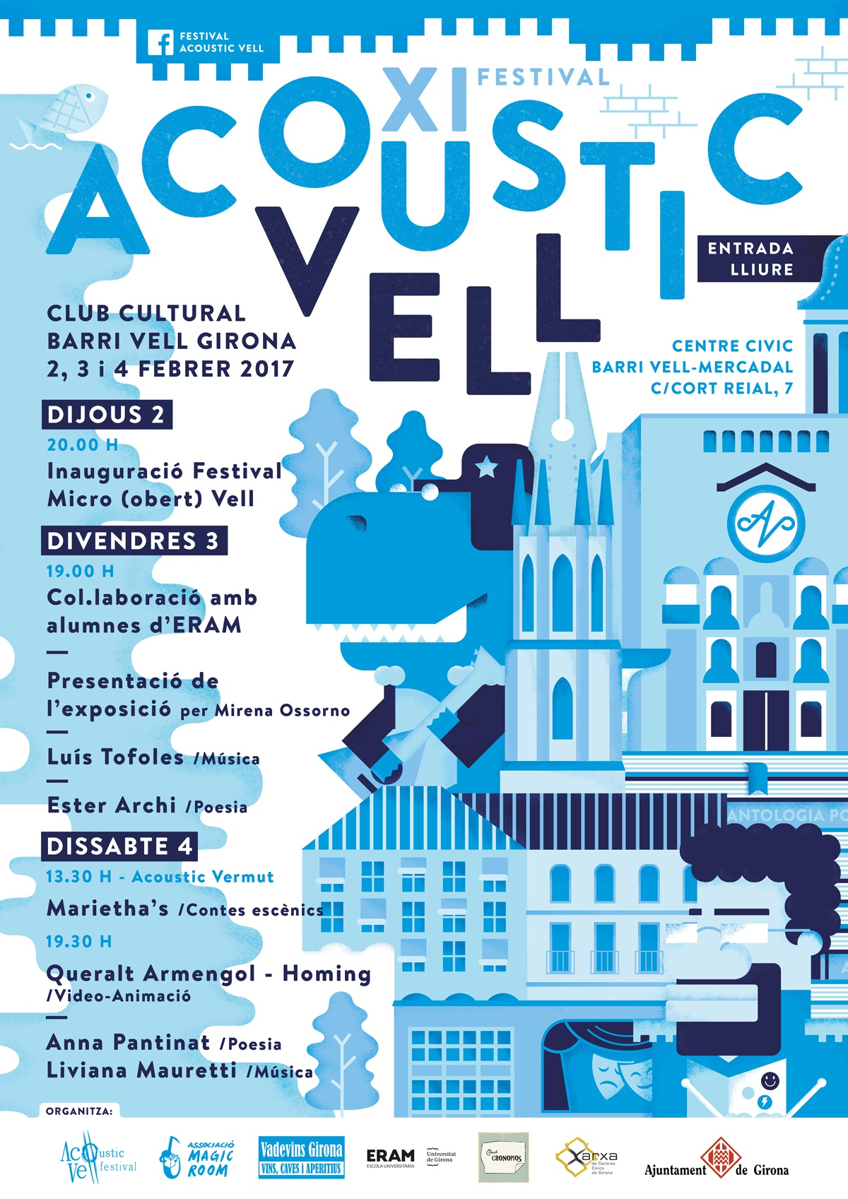 Acousticvell xi