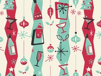 Cahoots - Christmas Pattern
