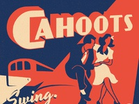 Cahoots dribble 2