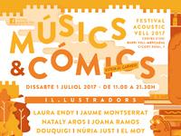 Acousticvell music comics final 2