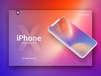 iPhoneX | The Future
