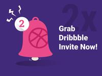 Grab Your Invite!