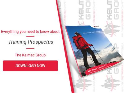 Kelmac Training Prospectus magazine book download download image training prospectus