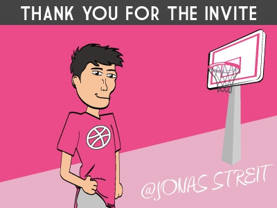 Thanks Jonas thank you shot first shot
