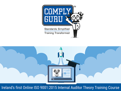Comply Guru Product Launch Email Banner email marketing photoshop elearning product launch email banner