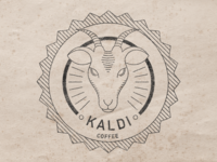 Kaldi Coffee logo