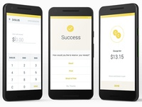 POS android app