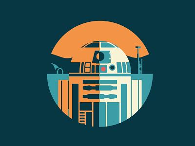 Starwars Droids 4 of 8 science-fiction death star star wars r2d2 space spaceship jedi robots droids