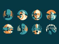 Starwars Droids