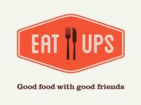 Eat Ups Logo