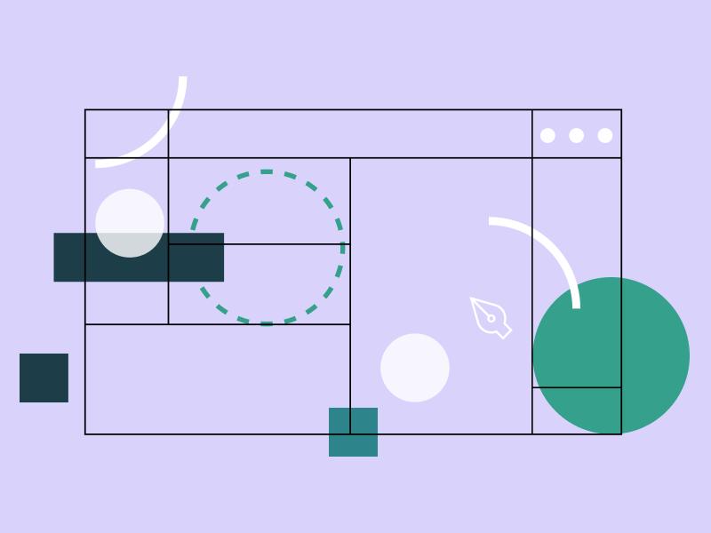 Design Systems Illustration