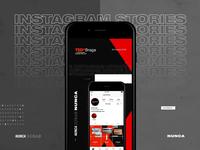 TEDxBraga 2018 Insta Stories
