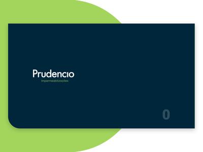 Prudencio - Homepage Intro Animation