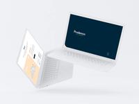 Prudêncio - Homepage Animations