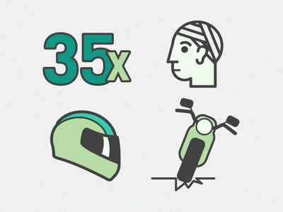 Motorcycle Infographics