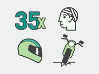 Motorcycle Infographics